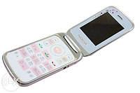Мобильный телефон Nokia W999. Телефон для девочек.