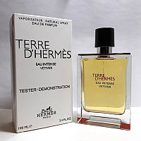Hermes Terre d'Hermes Eau Intense Vetiver (Гермес Терре Де Гермес Интенс Ветивер) TESTER, 100 мл, фото 1