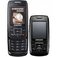Телефон Samsung E250i 2Sim Slyder, сладер. Китайская копия.