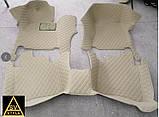 Коврики Mazda 6  в салон Кожаные 3D (GJ / 2012+), фото 3