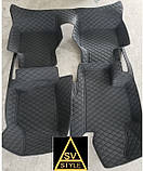 Коврики Mazda 6  в салон Кожаные 3D (GJ / 2012+), фото 8