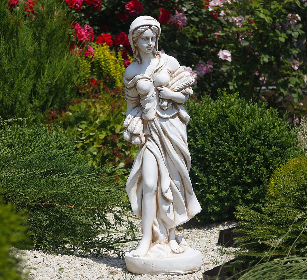 Садовая фигура Богиня Осени 82х24х26 см ССК12039