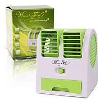 Мини кондиционер Conditioning Air Cooler Usb Electric Mini Fan 149873