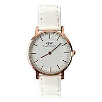 Мужские наручные часы Daniel Wellington (DW) белые 142167