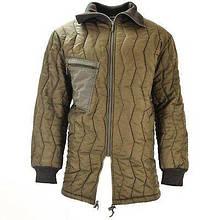 Утеплительная куртка армии Бундесвера, подстежка под парку