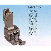 Лапка CR подпружиненная правая  для отделочной строчки, фото 1