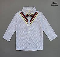 Рубашка для мальчика. 1 год, фото 1