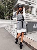 Комплект двойка платье и туника женский трендовый Smol3450