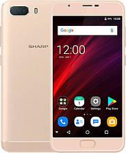 Смартфон Sharp R1S 3/32Gb Gold