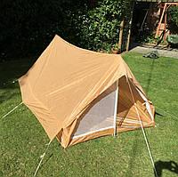 Новые двухместные французские палатки Marca F1 койот, фото 1