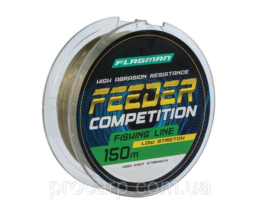 Леска Flagman Feeder Competition 150м 0.25мм