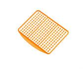 Стопор для бойлов Carp Pro 90шт оранжевый