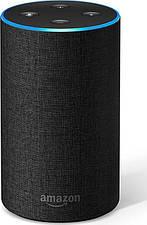 Смарт-колонка Amazon Echo (2gen, 2017) Charcoal Fabric *EN