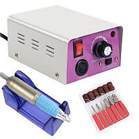 Профессиональная машинка фрезер для маникюра и педикюра Lina Beauty Nail NN 25000 150260