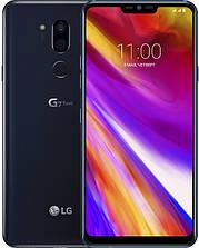 Смартфон LG G7 ThinQ G710ULM 4/64GB Aurora Black 1SIM