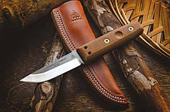 "Нож ""TOPS Knives Tanimboca Puuko"", [120] Coyote"