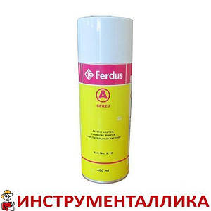 Очистительный раствор As 400 мл спрей 9.1 Ferdus Чехия
