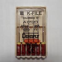 K-File 28мм, уп.6шт, №055, Dentsply Maillefer