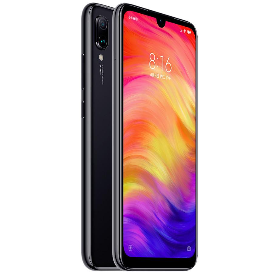 Смартфон Xiaomi Redmi Note 7 4/64GB Black (Global)
