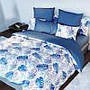 Комплект постельного белья ТЕП™ 282 Оазис 180х215 Бязь
