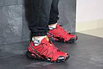 Мужские кроссовки Salomon (красные), фото 2