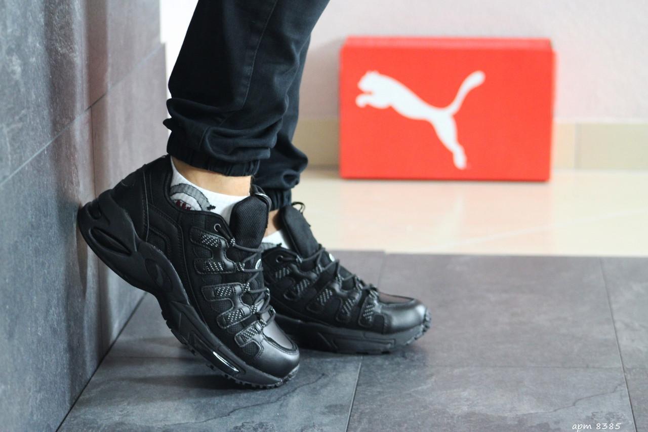 Мужские кроссовки Puma CELL Endura (черные)