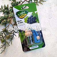Ароматизатор в машину (черный виноград) Light Fresh Black Grapes