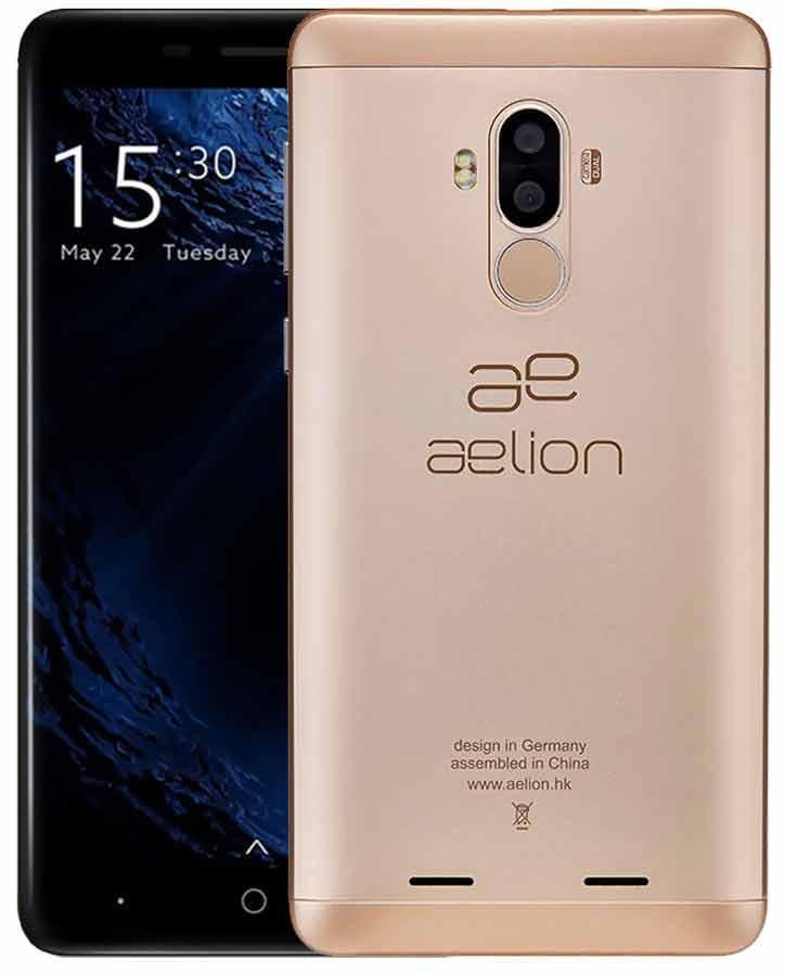 Смартфон AELion i8 2/16Gb Gold