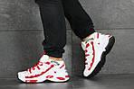 Мужские кроссовки Puma CELL Endura (бело-красные), фото 2