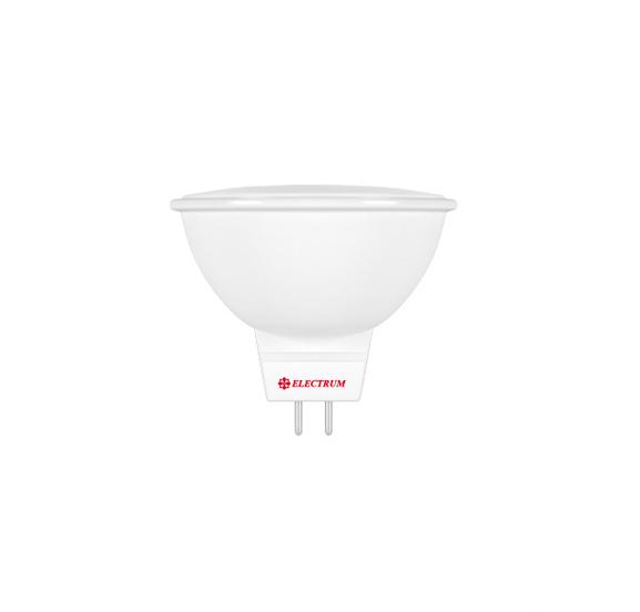 Лампа светодиодная LED MR16 5W 105° GU5.3 2700К 220В ELECTRUM