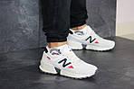 Мужские кроссовки New Balance 574 (бежевые), фото 2