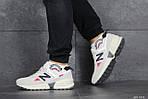 Чоловічі кросівки New Balance 574 (бежеві), фото 7