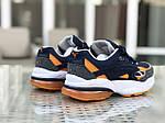 Мужские кроссовки Puma Cell Venom (сине-оранжевые), фото 3