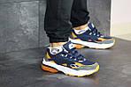 Мужские кроссовки Puma Cell Venom (сине-оранжевые), фото 6