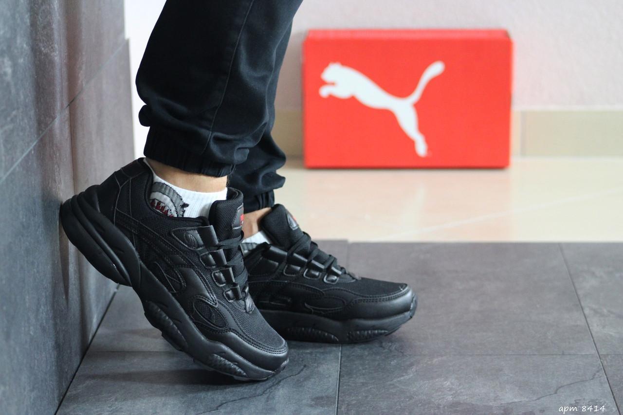 Чоловічі кросівки Puma Cell Venom (чорні)