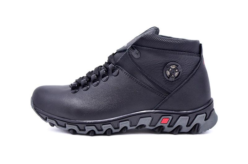 Ботинки зимние подростковые Cuddos 18 BQ 555599 Black