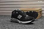 Чоловічі кросівки New Balance 991 (чорні), фото 2