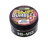 Бойлы Carp Pro Dumbell Pop-ups White Chocolate 8mm