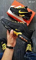 Мужские кроссовки Nike Mercurial 97 (черно/золотые)