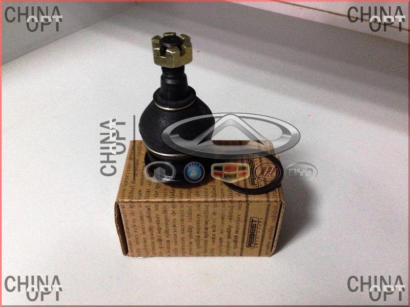 Шаровая опора, Geely MK2 [1.5, с 2010г.], 1014001605*, Febest