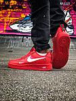 Мужские кроссовки Nike Air Force 1 LV8 (красно/белые), фото 3
