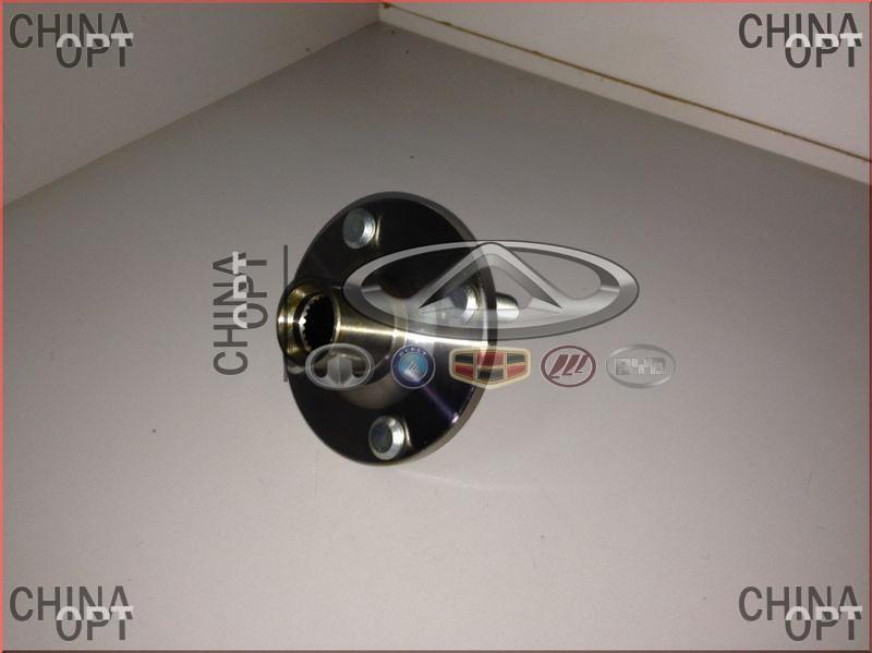 Ступица передняя, Geely MK2 [1.5, с 2010г.], 1014003148, Febest
