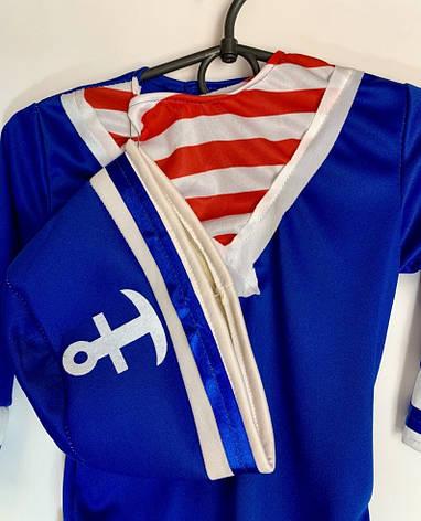 Детский костюм Морячок на возраст 1 год, фото 2