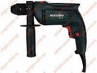 Дрель ударная Metabo SBE 650(кейс) (с/з патрон)