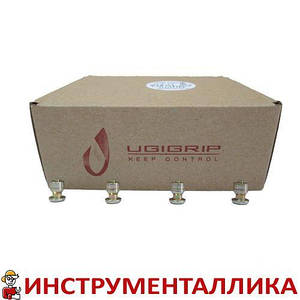 Шип для шин 8 х 10 х 2 GOLD рюмка 1000 шт/уп UGIGRIP, Франция