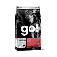 Беззерновой корм GO! LID Salmon Dog Recipe для щенков и взрослых собак, с лососем, 2.72 кг