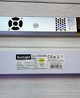 Блок питания IP20 для светодиодной ленты 12V, 300Вт 25А с вентилятором