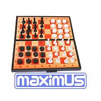 Набор для игры в шашки+шахматы+нарды