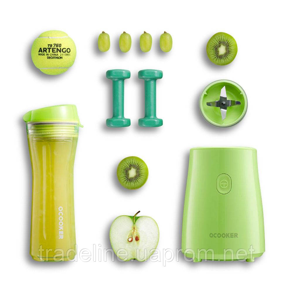 Блендер Xiaomi O'COOKER Electric Juice Extractor CD-BL02 Green