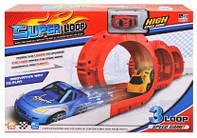 Трек с горками Super Loop 775-6